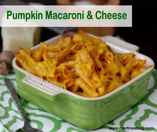 Pumpkin Macaroni and Cheese - Beautiful Life Magazine