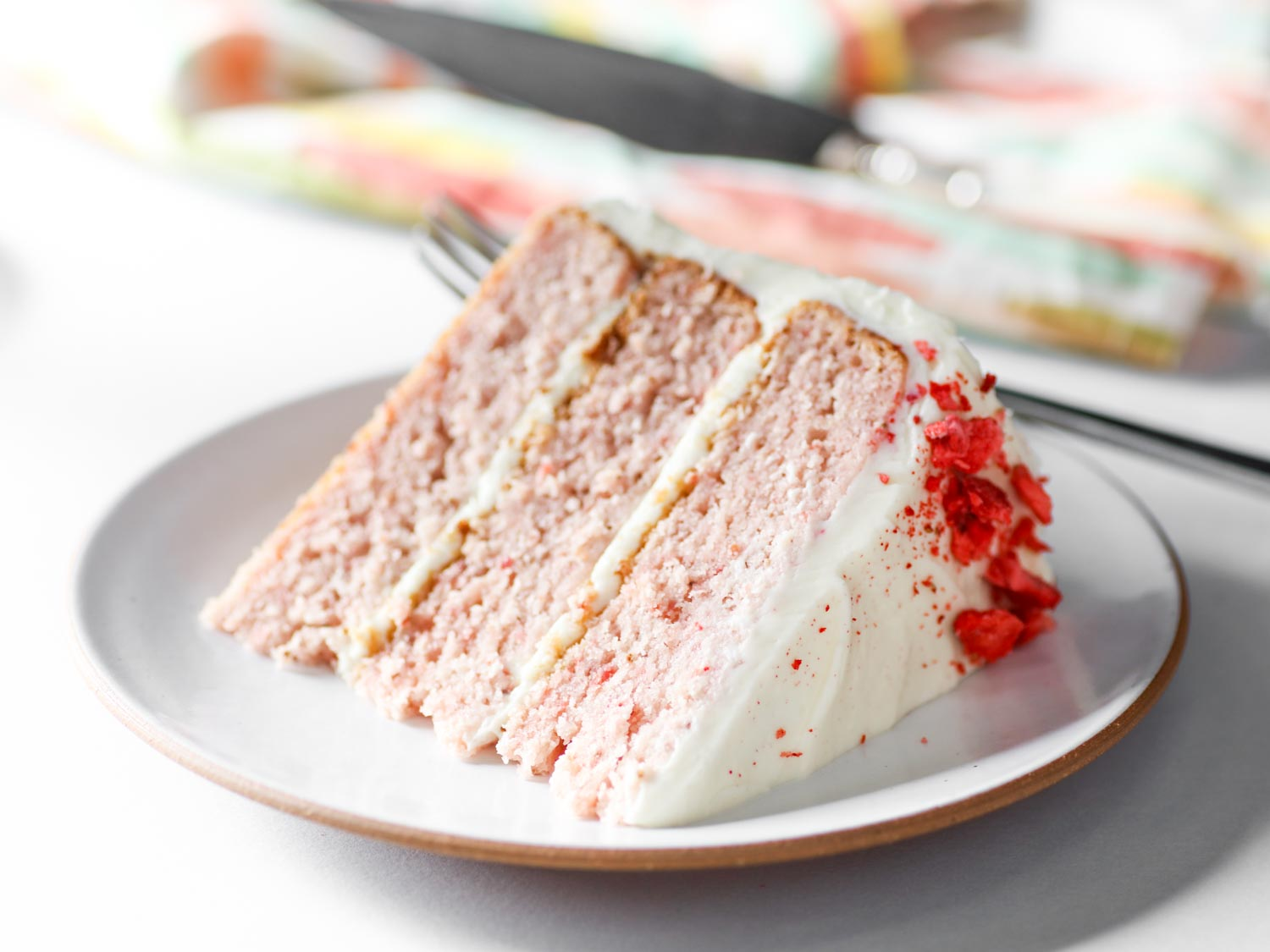 Can You Freeze A Cake With Double Cream In It