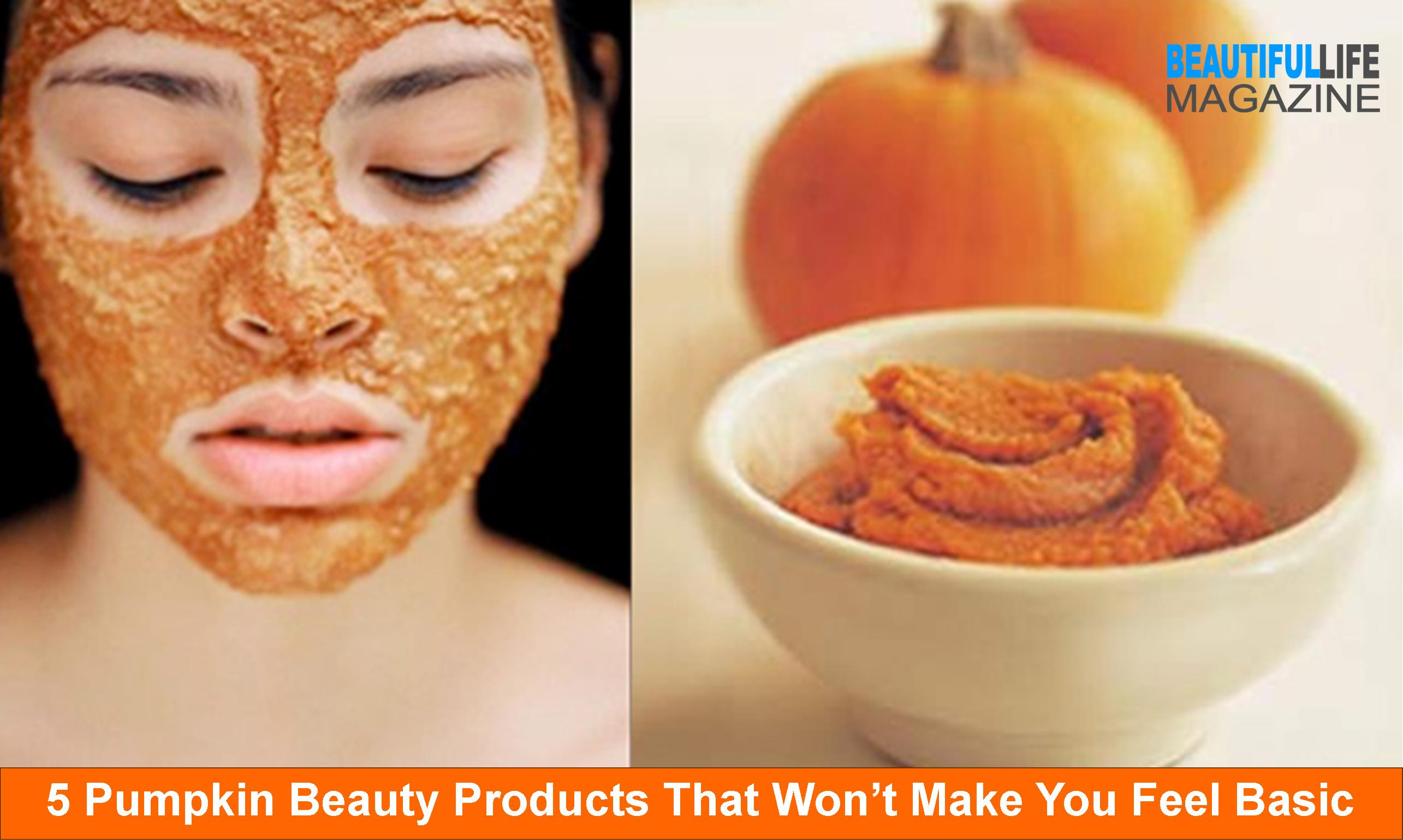 It's worth noting that pumpkin beauty with extract is packed with antioxidants vitamins A and C. Those powerhouse compounds can helpboost collagen.